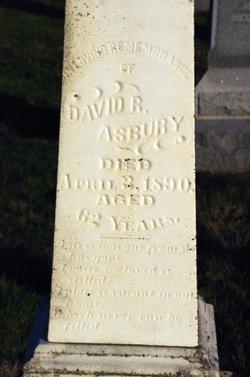 Capt David R. Asbury