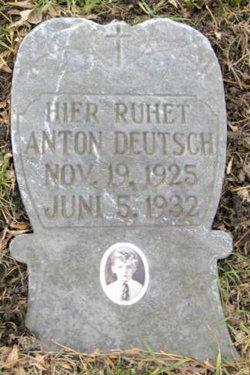 Anton Deutsch