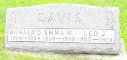 Donald Dean Davis