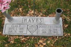Dorothy <i>Tinder</i> Hayes