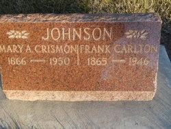 Frank Carlton Johnson