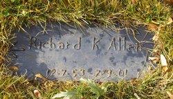 Richard K Allen
