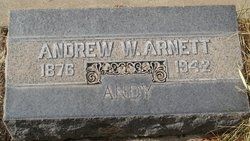 Andrew W Andy Arnett