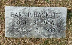 Earl P. Hackett