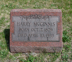Harry Leonard McGinnis