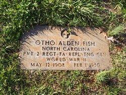 Otho Alden Fish