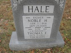 Thomas Eliot Hale