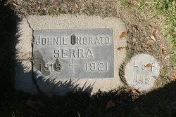 Johnie Onorate Serra