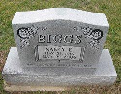 Nancy Edna <i>Antle</i> Biggs