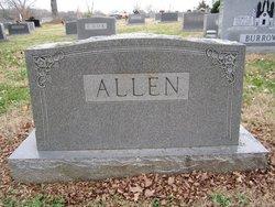 Pary/Parrie M <i>Brooks</i> Allen