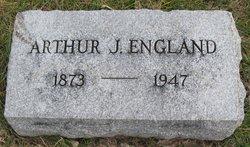Arthur J. England