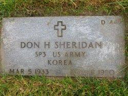 Don Hardesty Sheridan