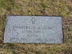 Herbert O. A'Vant