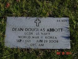 Dean Douglas Abbott