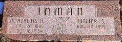 Walter S Inman