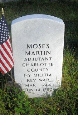 Moses Martin
