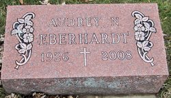 Audrey N. Eberhardt