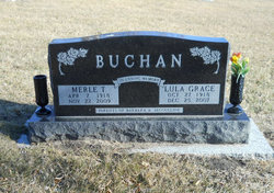 Merle Thomas Buchan