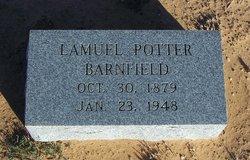 Lamuel Potter Barnfield, Sr