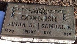 Samuel A. Cornish