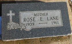 Rose E. Lane