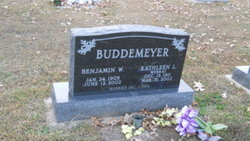 Benjamin W. Buddemeyer