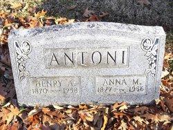 Anna <i>Compton</i> Antoni