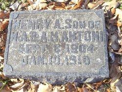 Henry A. Antoni, Jr