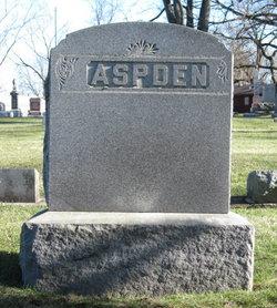 Jane A. <i>Baxter</i> Aspden