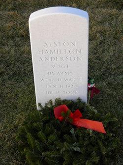 Alston Hamilton Anderson