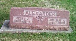 Ferne Z. Alexander