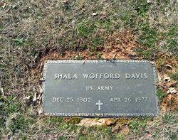Shala Wofford Davis