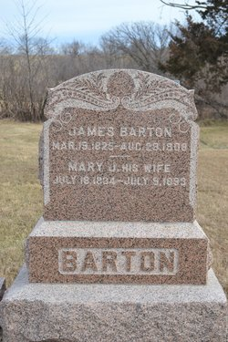 Mary Jane <i>Rigsby</i> Barton