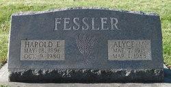 Alyce M. <i>Mahar</i> Fessler