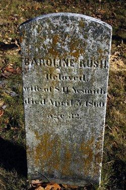 Caroline <i>Rush</i> Nesmith