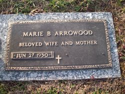 Bonnie Marie <i>Blankenship</i> Arrowood