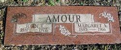 Margaret Alma <i>Clendenin</i> Amour