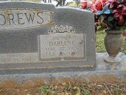 Lora Darlene <i>Earp</i> Andrews
