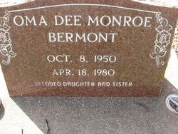 Oma Dee <i>Monroe</i> Bermont