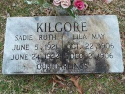 Sadie Ruth Kilgore