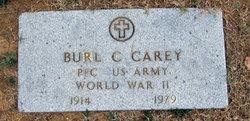 Burl C. Carey