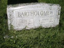 Lizzie Geneva <i>Knerr</i> Bartholomew