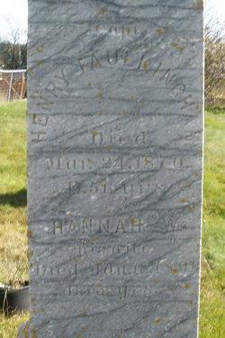 Capt Charles Henry Henry Faulkingham