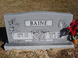 Marie Ann <i>McCoy</i> Baine