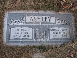 LTC William Eugene Ashley