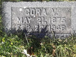 Cora Virginia <i>Huffman</i> Arey