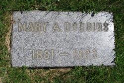 Mary A <i>Drisko</i> Dobbins