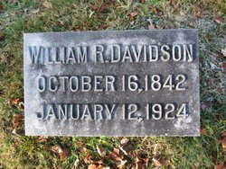 Dr William R. Davidson