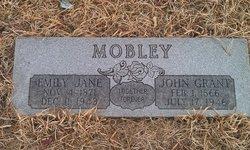 John Grant Mobley