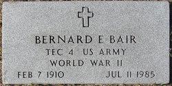 Bernard Ellison Bair